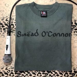 Vintage Sinead O'Connor 1998 Tour Concert T Shirt